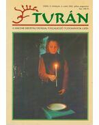 Turán V. évf. 4. szám 2002. július-augusztus