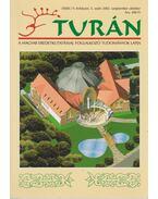 Turán V.évf. 5.szám 2002. szeptember-október