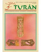 Turán V. évf. 6. szám 2002. november-december