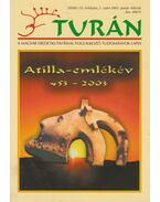 Turán VI. évf. 1. szám 2003. január-február