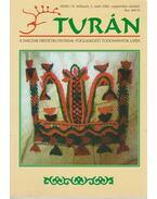 Turán VI. évf. 5. szám 2003. szeptember-október