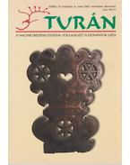 Turán VI. évf. 6. szám 2003. november-december