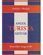 Angol turista szótár