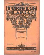 Turisták lapja XLVIII. évf. 11. szám 1936 november - Dr. Peitler Gyula (szerk.)