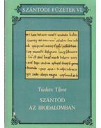 Szántód az irodalomban (dedikált) - Tüskés Tibor