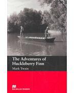 The Adventures of Huckleberry Finn  - Level 2 - Beginner - Twain, Mark