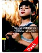 The Adventures of Tom Sawyer Audio CD Pack - Stage 1 - Twain, Mark