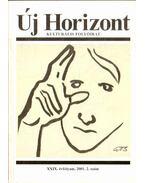 Új Horizont XXIX. évf. 2001/2. szám