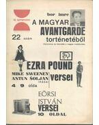 Új Symposion 1967/22. szám