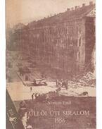 Üllői úti siralom 1956 (dedikált)