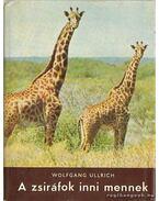 A zsiráfok inni mennek - Ullrich, Wolfgang