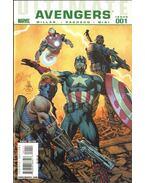Ultimate Comics Avengers No. 1