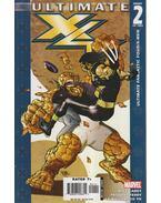 Ultimate Fantastic Four / X-Men No. 1.