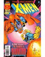 The Uncanny X-Men Vol. 1. No. 341