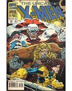 The Uncanny X-Men Annual Vol. 1. No. 18
