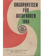 Ungarnreisen für Autofahrer 1968