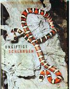 Ungiftige Schlangen
