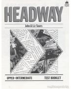Headway Upper-Intermediate Test Booklet