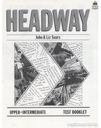 Headway Upper-Intermediate Test Booklet