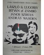 Kiállítási plakát (Uppsala)
