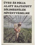Üveg és fólia alatt hajtatott zöldségfélék növényvédelme