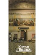 Museen in Budapest - Vadas József
