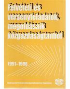 Felvételi és versenyfeladatok, megoldásaik közgazdaságtanból 1991-1998 - Vági Márton