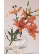 Vágott virágok elrendezése