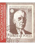 Vagyóczky Károly grafikusművész kiállítása