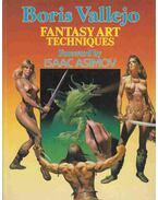 Fantasy Art Techniques - Vallejo, Boris