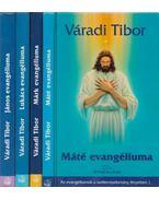 Máté evangéliuma / Márk evangéliuma / Lukács evangéliuma / János evangéliuma a szellemtudományok fényében