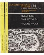 Varadinum - Várad vára I-II. kötet