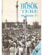 Hősök tere '88, június 27. - Varga Csaba