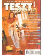 Teszt évkönyv 2000 - Varga Zsuzsa