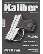 Kaliber 2011. február 154. szám - Vass Gábor