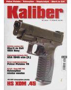 Kaliber 2011. március 155. szám - Vass Gábor