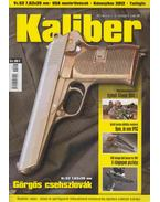 Kaliber 2012. március 167. szám - Vass Gábor