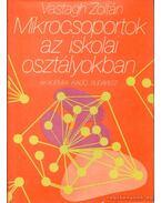 Mikrocsoportok az iskolai osztályokban - Vastagh Zoltán