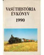 Vasúrhistória évkönyv 1990