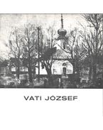 Vati József festőművész kiállítása (meghívó)