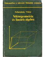 Vektorgeometria és lineáris algebra