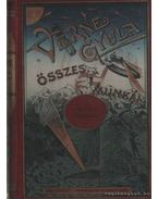 Két évi vakáció I-II. kötet (bordó) - Verne Gyula