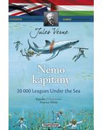 Nemo kapitány - Klasszikusok magyarul-angolul - Verne Gyula