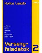 Versenyfeladatok II. - A fizika OKTV feladatai és megoldásai 1996-1997