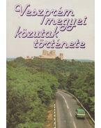 Veszprém megyei közutak története