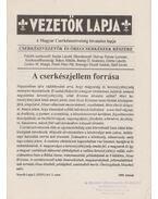 Vezetők Lapja XXIV. évf. 1990 5. sz. - Hervay Ferenc Levente (szerk.)