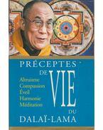Préceptes de Vie du Dalai-Lama