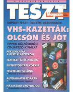 Teszt Magazin 1993. II. Évfolyam 1-12.szám (Teljes!) - Vince Mátyás (szerk.)