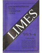 Limes 1993/3-4. - Virág Jenő (vitéz)