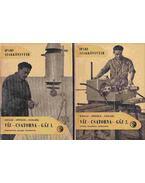 Víz-Csatorna-Gáz I-II. kötet